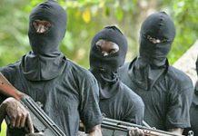Breaking: Gunmen invade Delta, killed 2 Policemen, one civilian in ambush