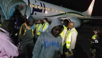 87 Nigerians evacuated from Sudan | iBrandTV