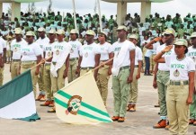 66,000 Corps members set for NYSC orientation exercise tomorrow