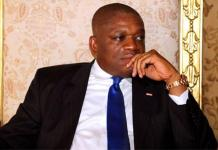 Orji Uzor Kalu resumes duty at the Senate