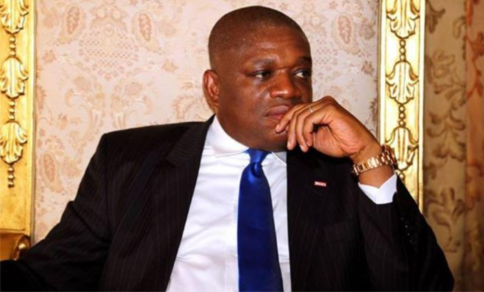 Breaking: Ex-Gov Kalu asks Lagos court to order his release