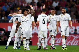 How Real Madrid humbled Eibar in first match