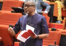 Buhari must publicly disown support for 'violent' herdsmen - Sen. Abaribe