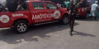 Face of Oyo Amotekun to be rolled out soon — Commandant