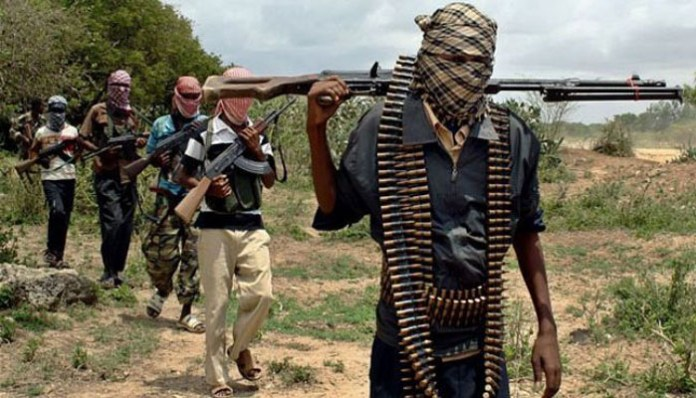 Breaking: War as soldiers engage Boko Haram at checkpoint in Borno