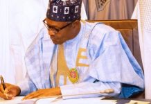 Updated: Buhari okays extension of eased lockdown for another two weeks