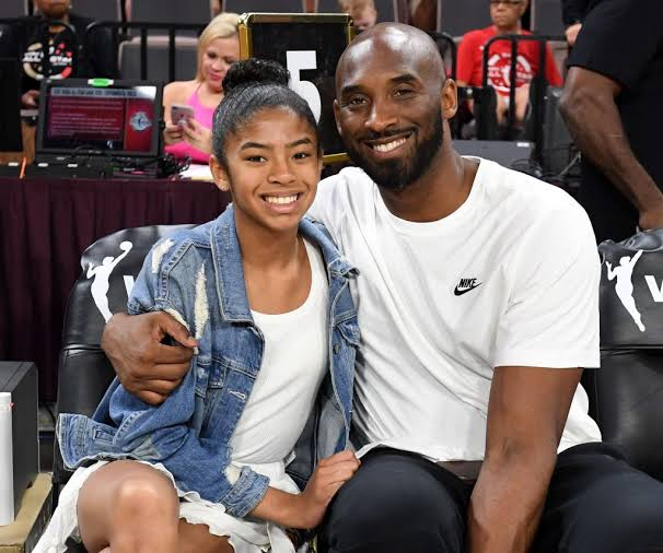 Kobe Bryan's daughter Gianna Maria was also on board the helicopter and died in the crash