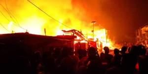 Inferno destroys multi-million naira properties across Lagos in 24hrs