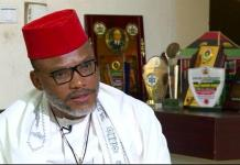 Nnamdi Kanu attacks South-East Gov for rejecting IPOB Police