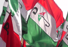Crisis looms in PDP over ward congresses