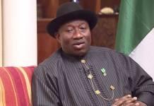 Let shun politics of bitterness, pursue our common interest - Jonathan