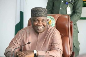 Enugu Gov Ugwuanyi condoles President Buhari over Abba Kyari death