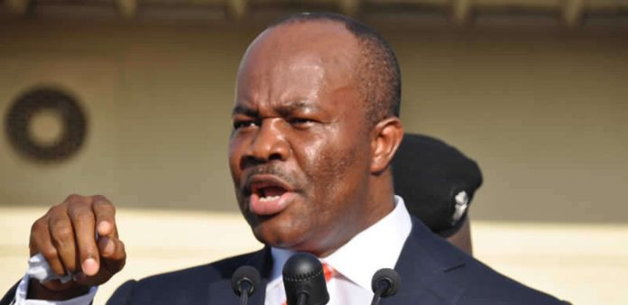 N40bn Probe of IMC: Senate erred - Sen. Akpabio
