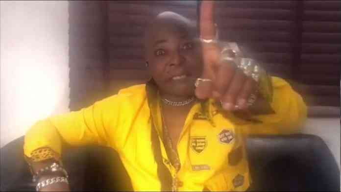 Charly Boy Sustains Face Injury In An Accident