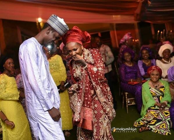 How Toyin Abraham used Maryam Sanda's case to justify the failure of her first marriage (VIDEO)