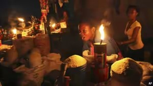 Image result for blackout in nigeria
