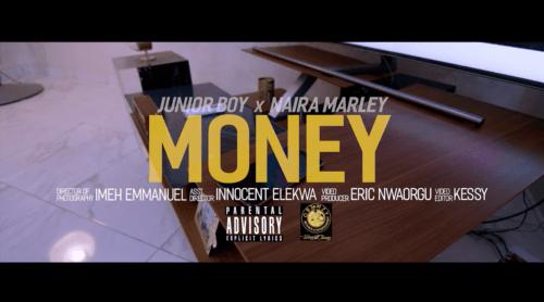 Junior Boy ft Naira Marley iBrandTV