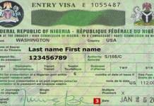 Suspension of 'drop box' visa processing in Nigeria still in force - US