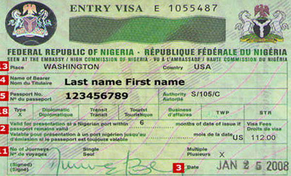 Suspension of 'drop box' visa processing in Nigeria still in force - US