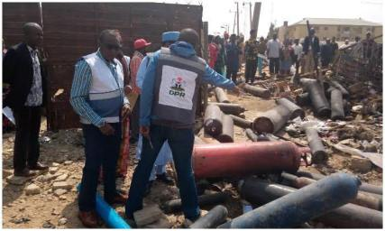 Cooking Gas: Weed out illegal dealers now, DPR warns marketer