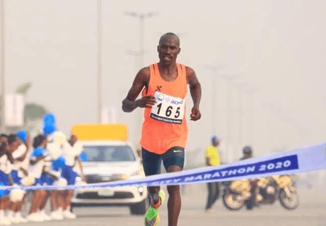 Kenyan Barmasai Tumo emerges winner of Lagos Marathon