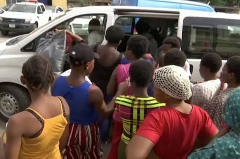 Rivers: Police bust baby factory, rescues 25 children, 6 pregnant women