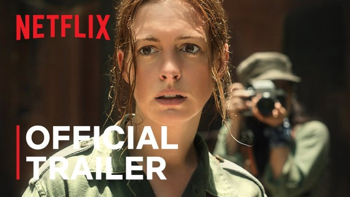 Image result for The Last Thing He Wanted | Official Trailer | Anne Hathaway & Ben Affleck New Movie | Netflix