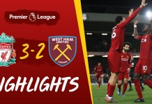 Image result for Highlights: Mane decides a dramatic game at Anfield | Liverpool 3-2 West Ham
