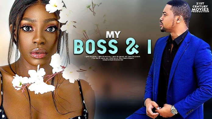 Image result for MY BOSS & I - LATEST 2020 NOLLYWOOD MOVIES | LATEST NIGERIAN MOVIES 2019
