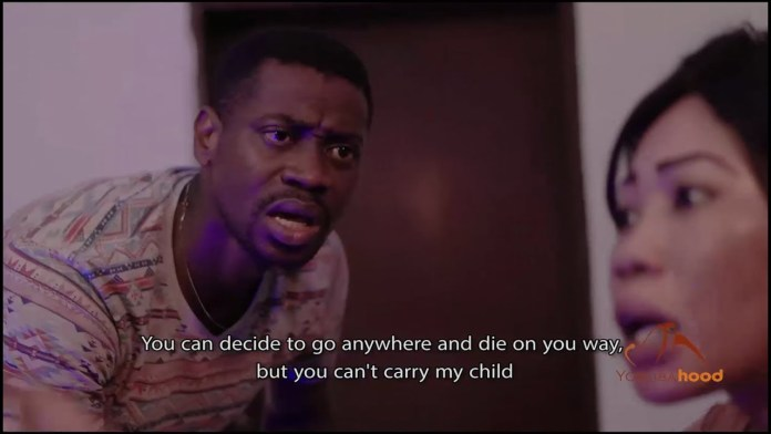 Image result for The Guide - Latest Yoruba Movie 2020 Romantic Drama Lateef Adedimeji | Lizzy Jay