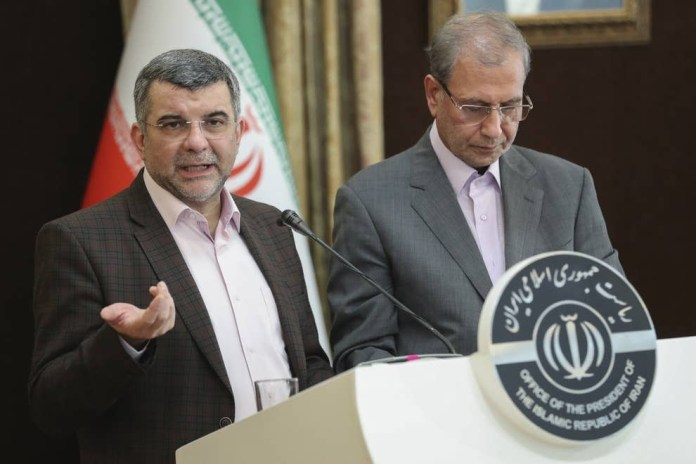 Iran's deputy health minister tests positive to coronavirus
