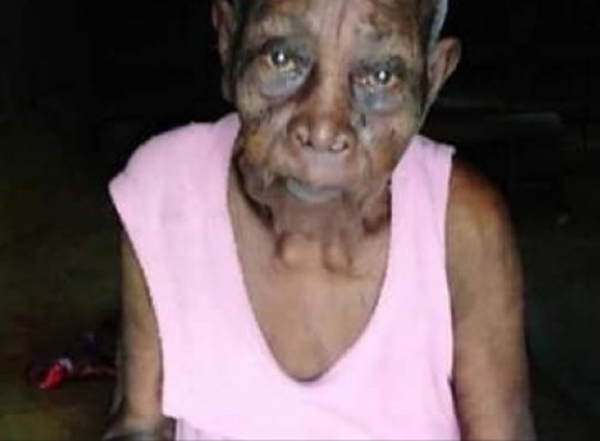 Why 118 years old woman was appointed SA in Bayelsa