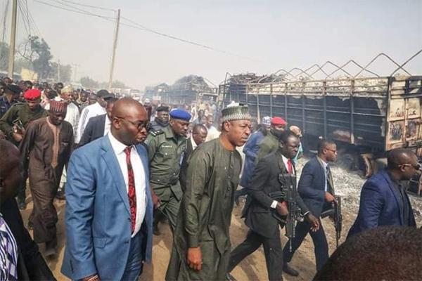 Gov Zulum Attack: We lost 4 Soldiers, 10 Policemen, 4 Civilians - Defence HQ