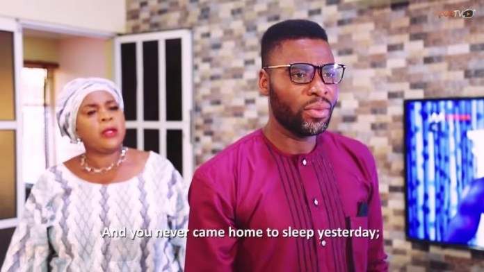 Image result for Ona Ire Latest Yoruba Movie 2020 Drama Starring Ibrahim Chatta | Fausat Balogun | Regina Chukwu