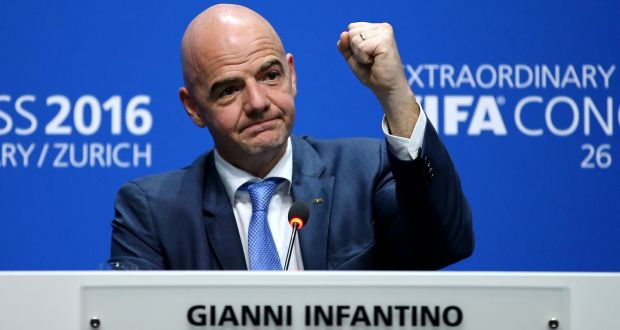 Coronavirus: International matches may be canceled – FIFA President