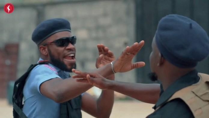 Image result for BRODAShaggi's new RECRUIT KICKED HIS PENISULLA 😂🤪 #brodashaggi #oyahitme #comedy #nigeriacomedy