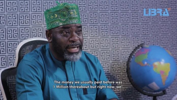 Image result for SELFLESSNESS Latest Yoruba Movie 2020 Funsho Adeolu   Laide Bakare  Opeyemi Adetunji