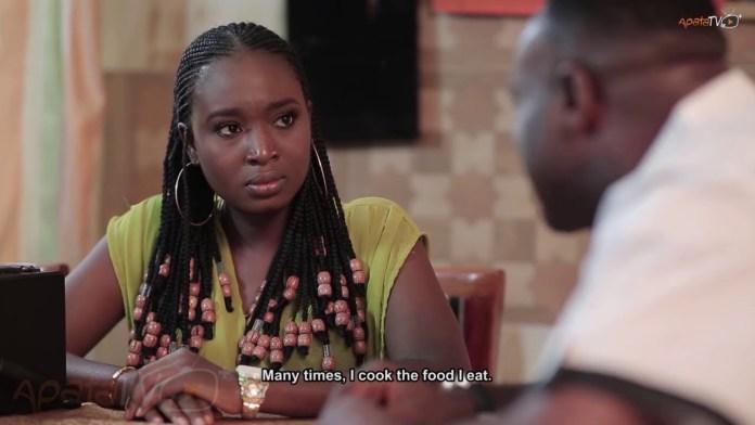 Image result for Eni Afe Latest Yoruba Movie 2020 Drama Starring Femi Adebayo | Bimpe Oyebade | Mustapha Sholagbade
