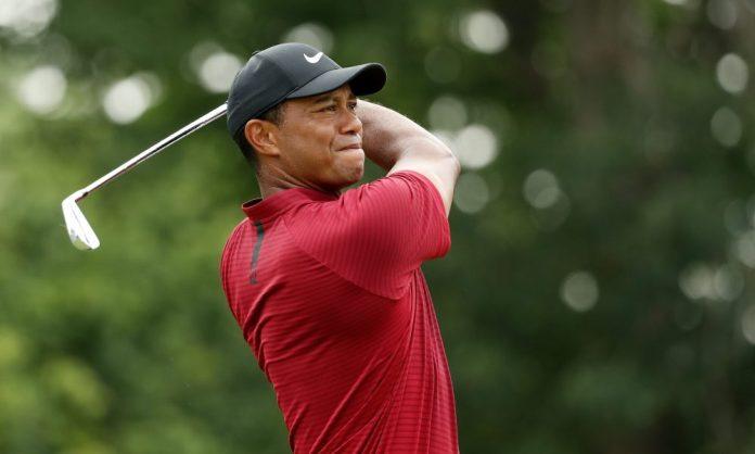 tiger wood, golf