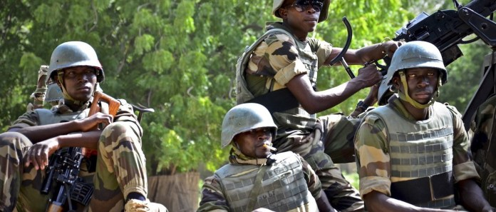 6 Boko Haram terrorists neutralise in Borno