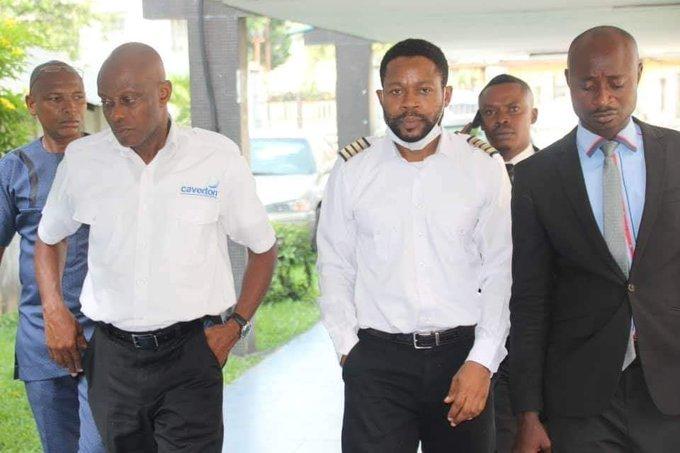 Caverton pilots in Govt Hotel, not PH Correctional Center- Govt