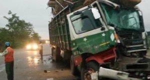 1 dead,3 injured in Lagos-Ibadan expressway accident
