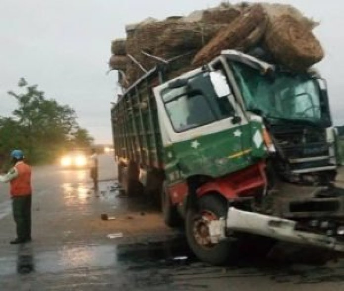 1 dead, 3 injured in Lagos-Ibadan expressway accident