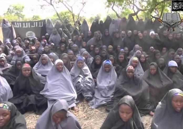 We've not forgotten Chibok girls, President Buhari insists