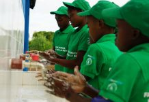 Handwashing Facility: 74m people risk contracting COVID-19 in Arab region - UN