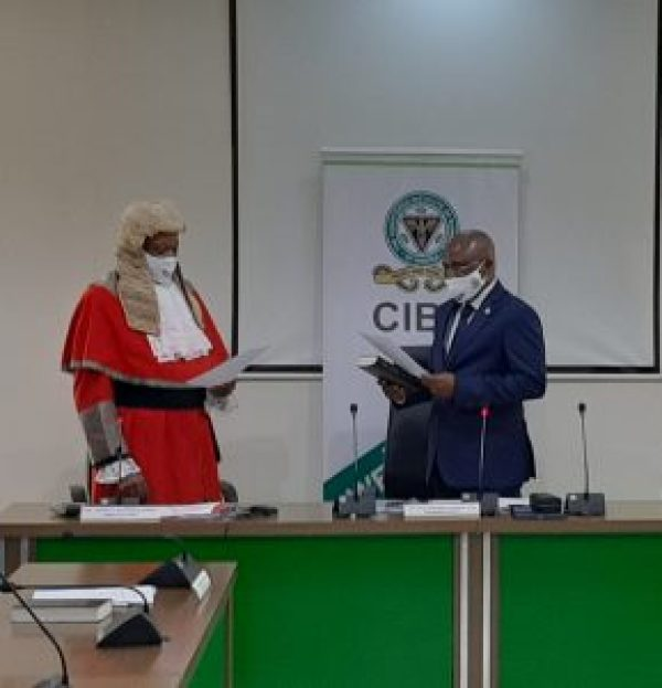 CIBN inaugurates Bayo Olugbemi as 21st President