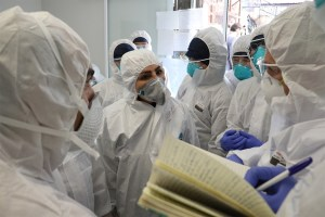 About 20,000 health staff in Germany are positive for Coronavirus