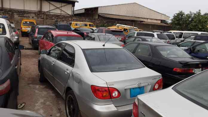 Border control, Forex, push prices of fairly used cars in Nigeria up