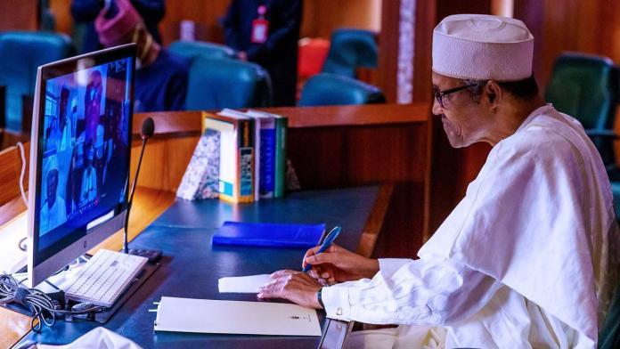 President Buhari presides over 26th FEC meeting