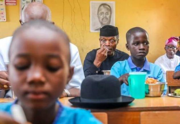 We'll feed 337,589 Lagos pupils in school feeding programme - FG